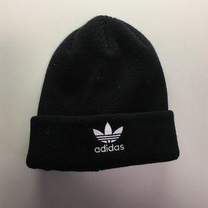 Black Adidas Beanie